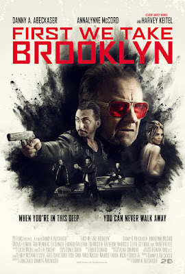 First We Take Brooklyn Poster
