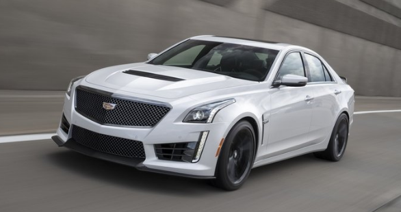 2017 Cadillac CTS-V Performance
