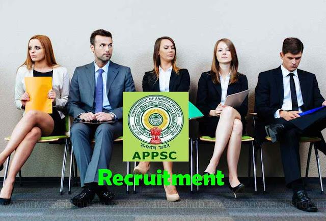 APPSC Civil Assistant Surgeon Recruitment