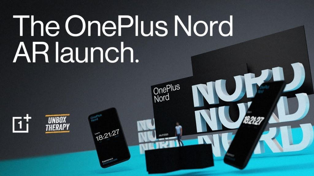 OnePlus Nord Launch India Europe