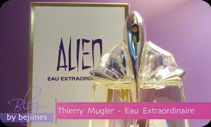 Parfum - Alien l'eau extraordinaire de Thierry Mugler