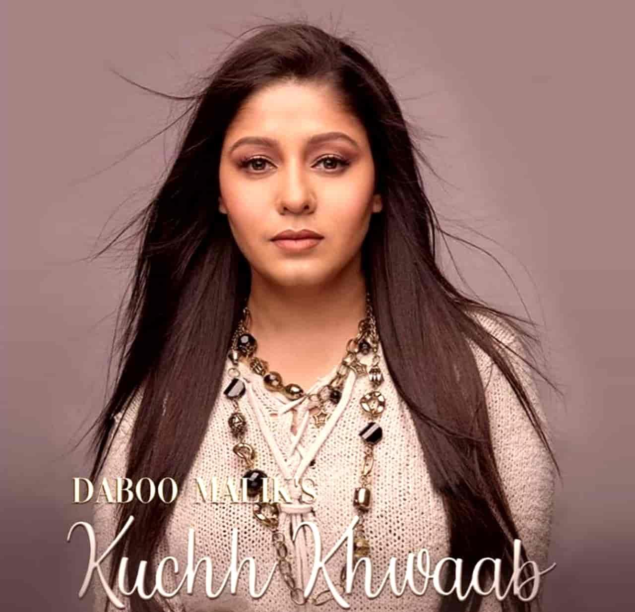 Kuchh Khwaab Hindi Song Image Features Sunidhi Chauhan
