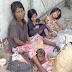 Mag-Iina na Natutulog sa Gilid ng Kalsada, Humihingi ng Tulong para Maka-Uwi sa Kanilang Probinsya