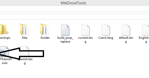 N-Droid: How to create scatter file for any ROM