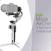Moza Announces the AirCross 2 Handheld Gimbal in a White Finish