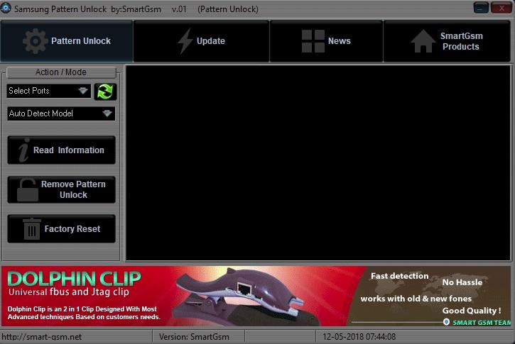 Samsung pattern unlock tool free download