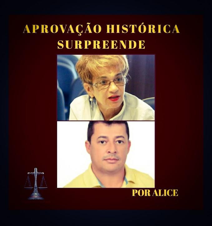 CONTAS APROVADAS DA CÂMARA SEM RESSALVAS, SURPREENDE POSITIVAMENTE