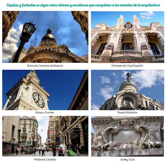 Patrimonio Arquitectonico de Rosario