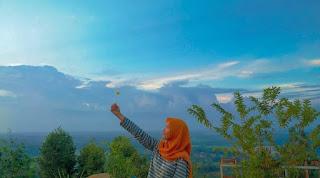 Bukit Watu Sodong, Wisata Alam di Pelosok Banjarnegara