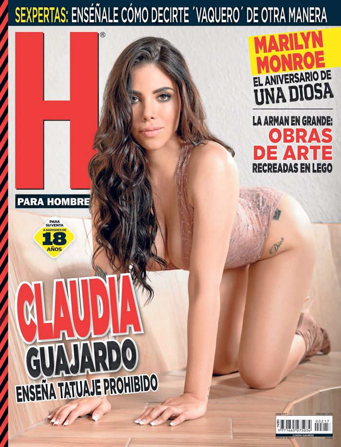 Claudia Guajardo / Revista H