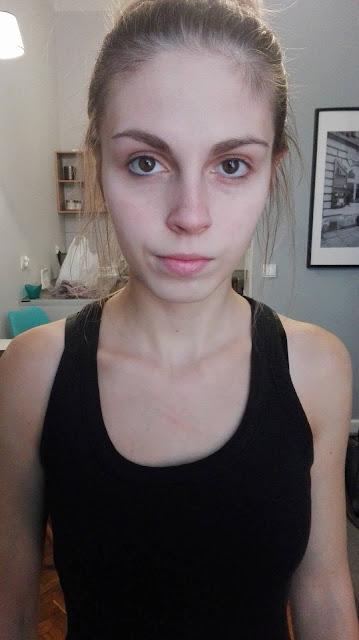 Makijaż do sesji zdjęciowej 2