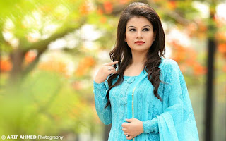 farhana nisho bd model