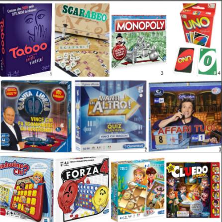 ecb9a945fcf250 Oggi vi segnalo i migliori giochi da tavolo in offerta su Amazon per  divertirsi in famiglia e/o da regalare a grandi e bambini, in offerta a  partire da 8 ...