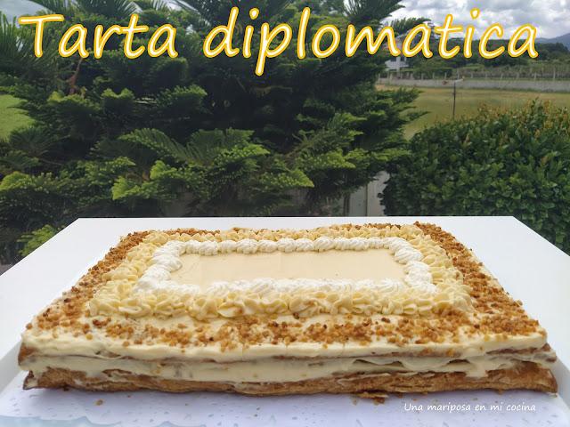 Tarta Diplomatica
