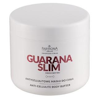 Narancsbőr elleni testvaj guaranaval