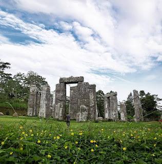 Nikmati nuansa Stonehenge di Yogyakarta 2