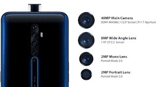 OPPO Reno2 Z uses a 48 MP camera and MediaTek Helio P90 1