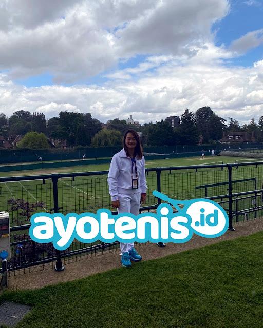 Priska Madelyn Nugroho Langsung Alihkan Fokus Hadapi Almada Open Usai Tersisih di Wimbledon Yunior