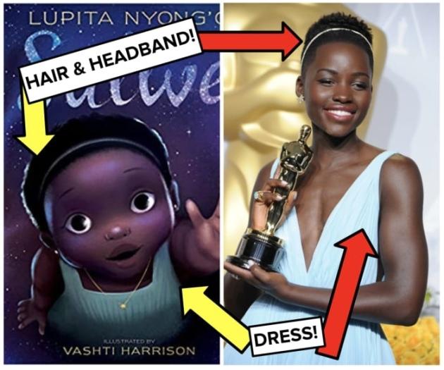 Lupita Nyong'o's New Kids' Book Inspires Girls to Love Their Dark Skin