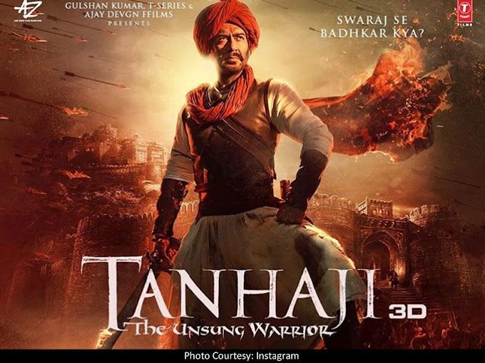 Video: Celebrating the 100th film of Ajay Devgn | Tanhaji - The Unsung Warrior