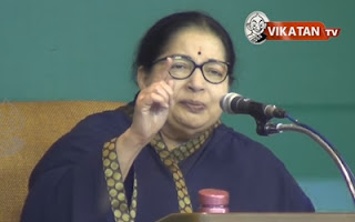 I Know what to Do and When to do ! – Jayalalithaa