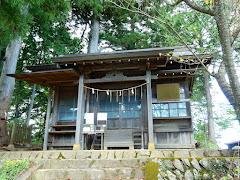 武蔵御嶽神社摂社産安社