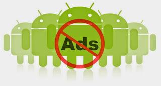 Cara menghapus iklan pada aplikasi hp android [100%]
