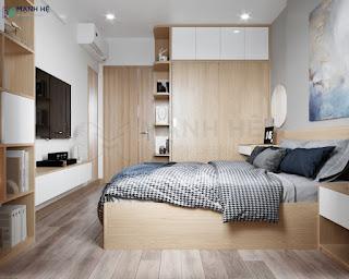 Căn Hộ Conic Riverside 50m2 2 phòng ngủ