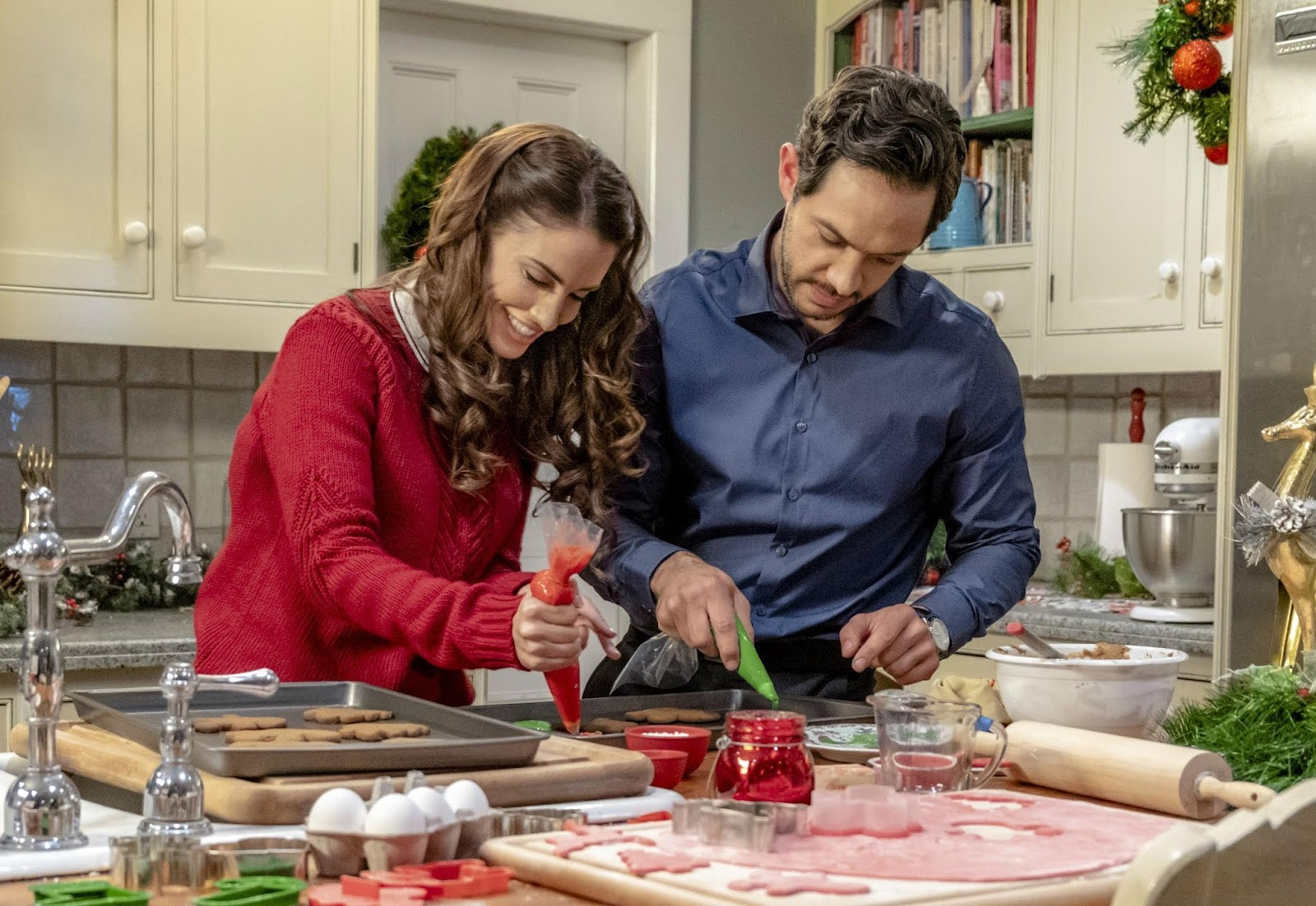 Hallmark Channel 'Christmas At Pemberley Manor' Premiere