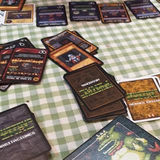 Reseña de MONSTRUO FINAL el juego de mesa