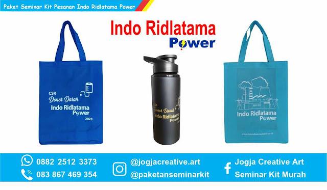 Seminar Kit Pesanan Indo Ridlatama Power, Kutai Kartanegara