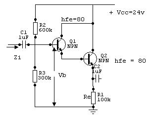Electronics And Instrumentation: As transistor amplifier Flow