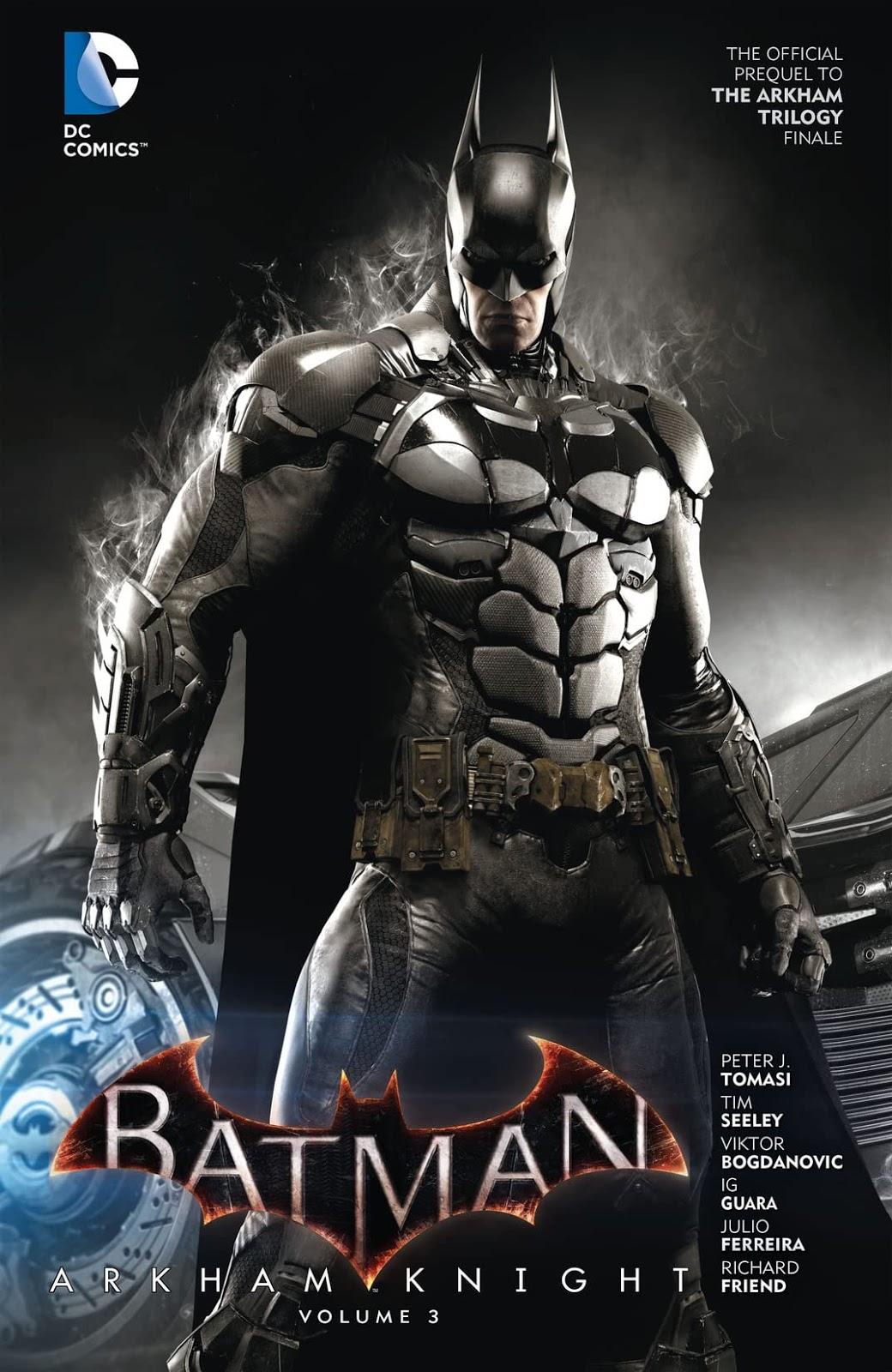 Batman: Arkham Knight Free Download – AGFY