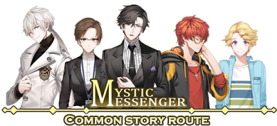 Walkthrough Mystic Messenger Common Route Updating Blah