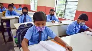 school-open-in-keral-after-nine-months