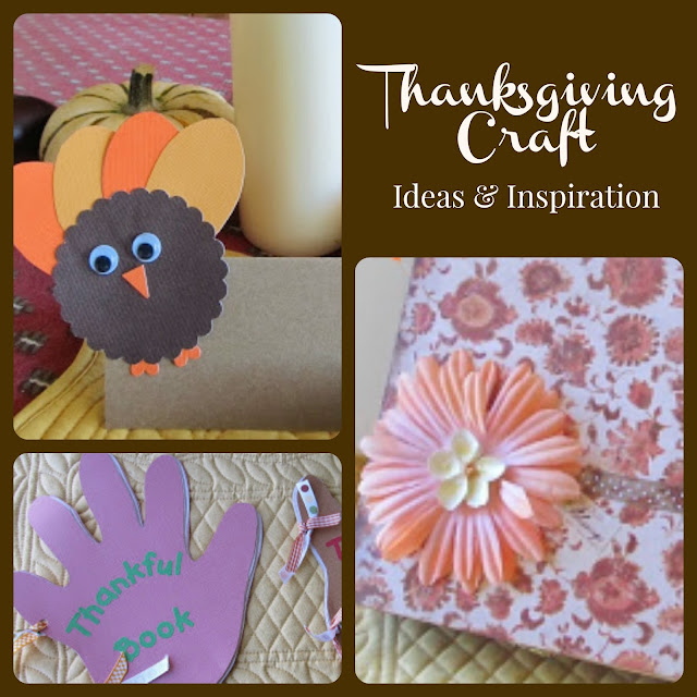 Some fun and easy thanksgiving Crafts that you can make with your family for the big day.