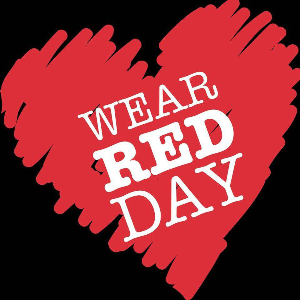 National Wear Red Day Wishes Sweet Images