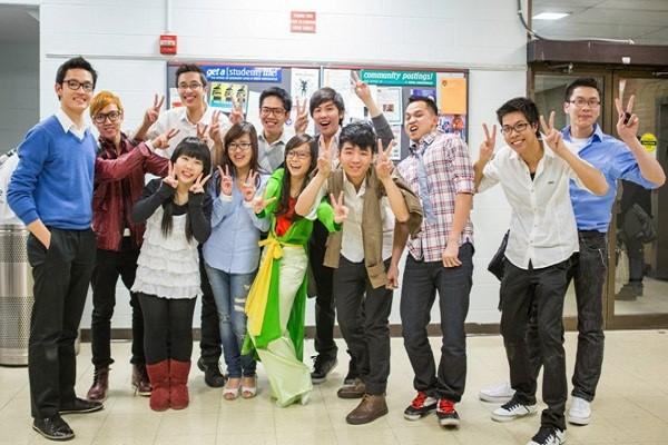 Cộng đồng du học sinh Việt Nam tại Mỹ