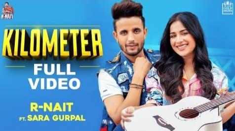 Kilometer Lyrics in Hindi, R Nait