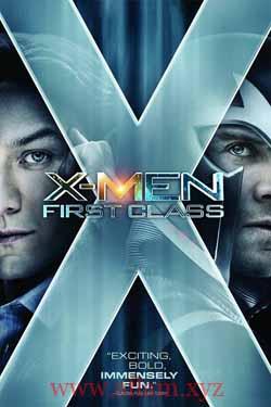 مشاهدة فيلم X-Men First Class 2011 مترجم