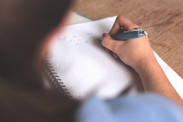 Pisanje mi pomaže da se fokusiram