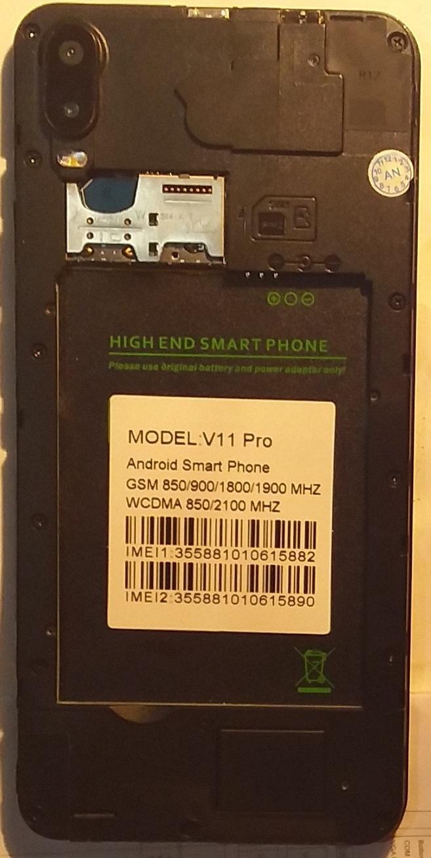 VIVO V11 PRO FLASH FILE MT6580 8 1 Firmware 100% TESTED