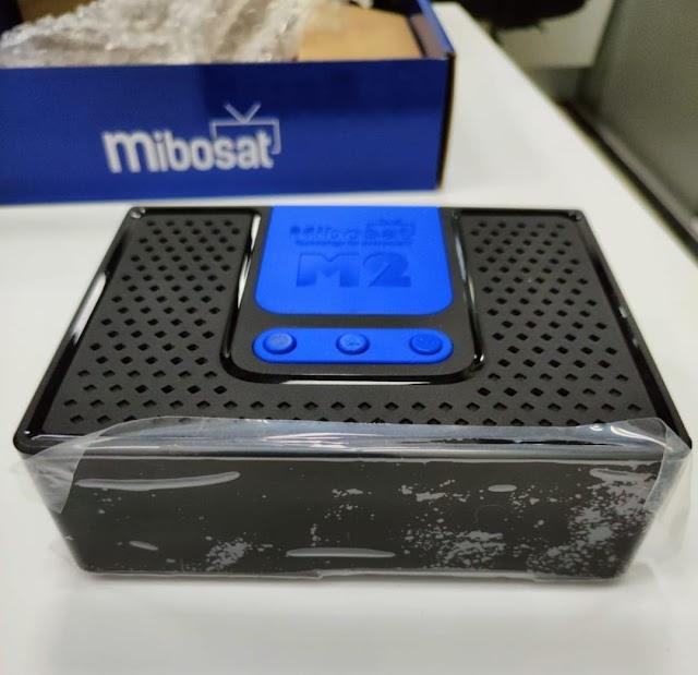 Mibosat M2 Primeira Atualização V4.0.77 - 15/09/2021