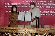 Mulai April, Layanan Kesehatan Warga Surabaya Cukup Pakai KTP