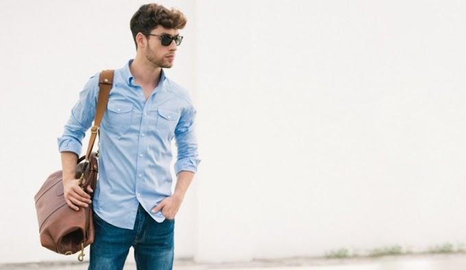 Tips Memilih Kemeja Pria yang Tepat, Bikin Keren