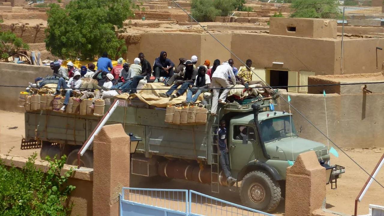 Libye : des migrants par milliers continuent d'affluer en masse au Niger dans le but d'atteindre les côtes méditerranéennes puis l'Europe