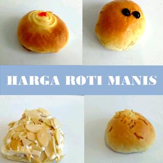 Harga Roti Manis,Harga Roti Manis Jogja, Harga Roti Manis Coklat, Harga Roti Manis Murah