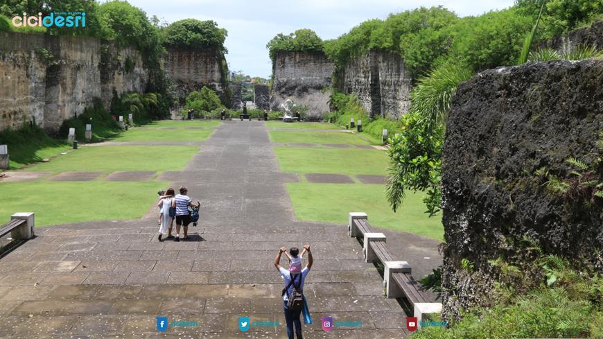 Pengalaman Satu Hari Menjelajahi Bali Bersama Balita