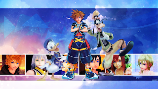 Kingdom Hearts 3 Xbox One Wallpaper