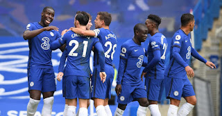 Chelsea vs Crystal Palace players Rating: Kai Havertz - 8 and was one of the best on the pitch